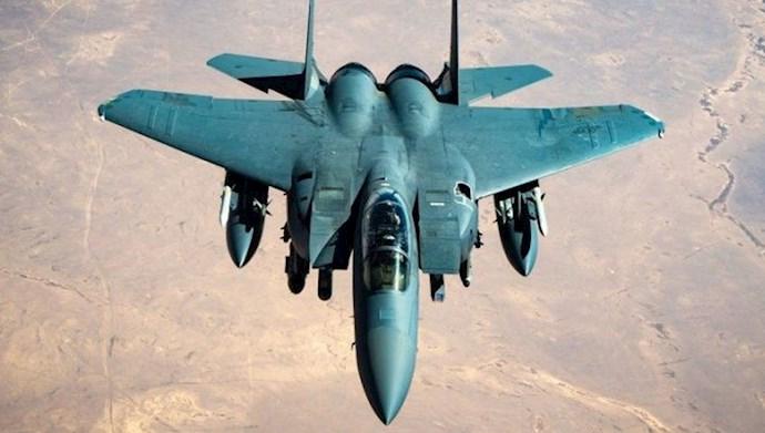 جنگنده آمریکایی - عکس از آرشیو