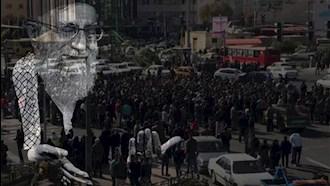 مردم ایران خواستار محاکمه خامنهای