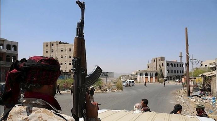 یمن - مزدوران حوثی