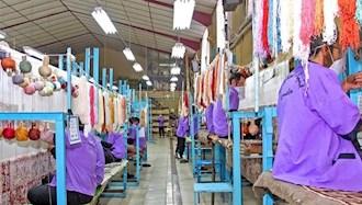 کار اجباری در زندانهای رژیم