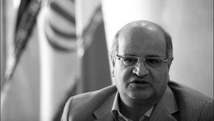 زالی رئیس ستاد حکومتی کرونا در تهران