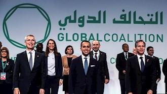 نشست وزیران خارجه ۴۰ کشور در ایتالیا