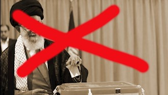 تحریم نمایش انتخابات رژیم