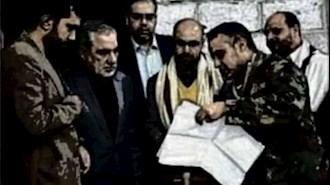 عکس یکی از کارشناسان کشتهشده حوثیها با حسن ایرلو سفير رژیم ايران ىر صنعا