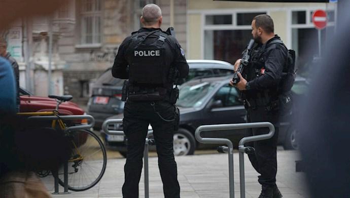 پلیس بلغارستان