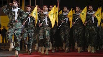 نیروهای حزبالشیطان لبنان