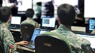 ارتش سایبری سپاه در حمایت از آخوند جنایتکار رئیسی