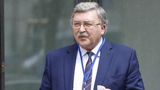 اولیانف، نمایندهٔ روسیه در مذاکرات وین