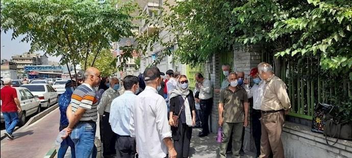 -بازنشستگان تهران