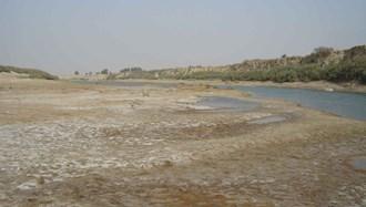 رودخانه در خوزستان