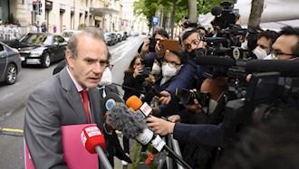 انریکه مورا نماینده اتحادیه اروپا در مذاکرات وین