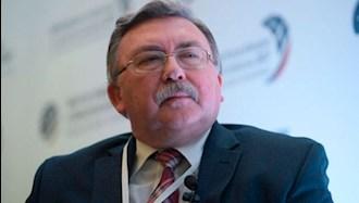 اولیانوف نماینده روسیه در آژٰانس