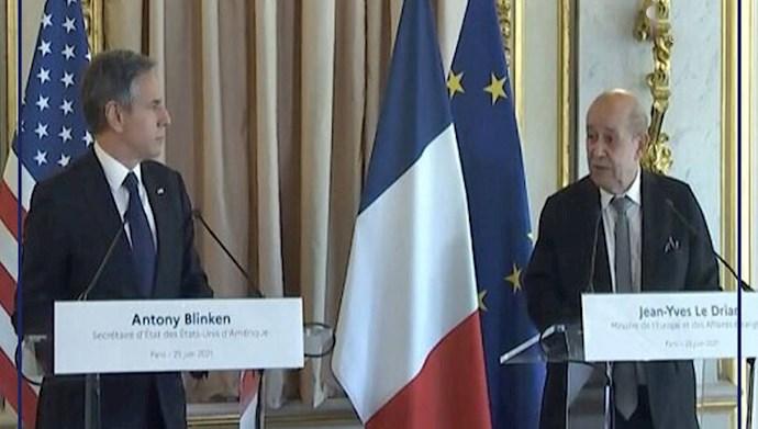 آنتونی بلینکن، وزیر خارجه آمریکا