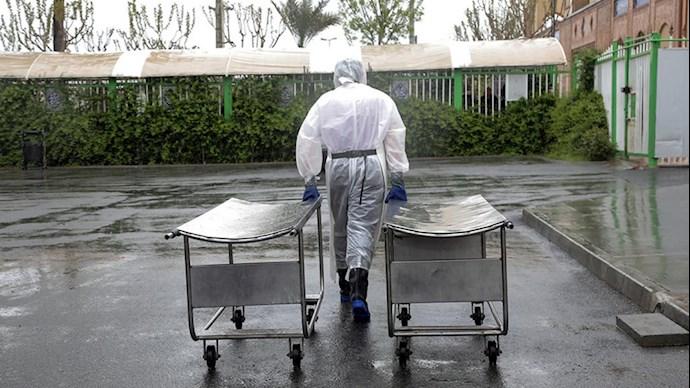 افزایش جان باختگان کرونایی در ایران
