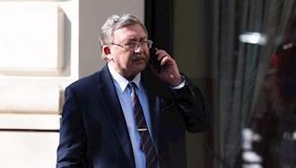 میخائیل اولیانوف رئیس هیأت نمایندگی روسیه در وین