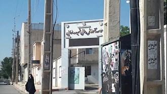 کرمانشاه - سوت و کور ی حوزه اخذ رای شهرک دادگستری ساعت ۹صبح ۲۸خرداد۱۴۰۰