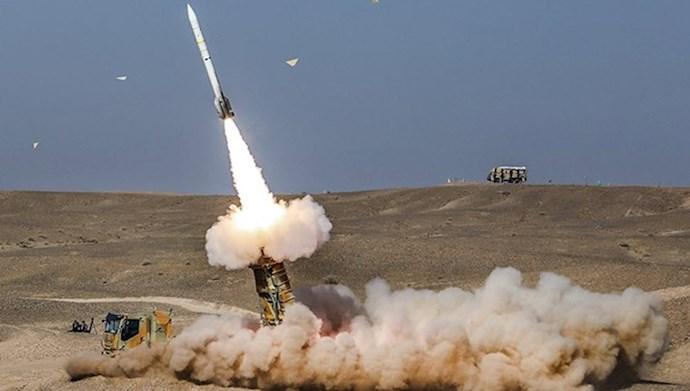 برنامه موشکی رژیم ایران،تهدیدی برای خاورمیانه