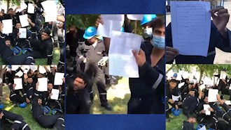 اخراج ۷۰۰تن از کارگران اعتصابی پالایشگاه نفت تهران