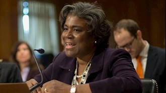 لیندا توماس گرینفیلد  نماینده دائم آمریکا در سازمان ملل