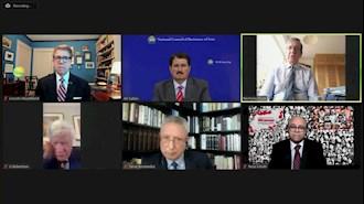 کنفرانس مطبوعاتی آنلاین دربارهٔ رئیسی جلاد ۶۷ و شکایت بستگان مجاهدین قتلعام شده در انگلستان