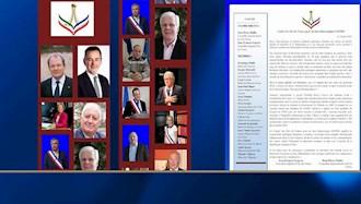 بیانیه کمیته منتخبان فرانسوی برای یک ایران دمکراتیک
