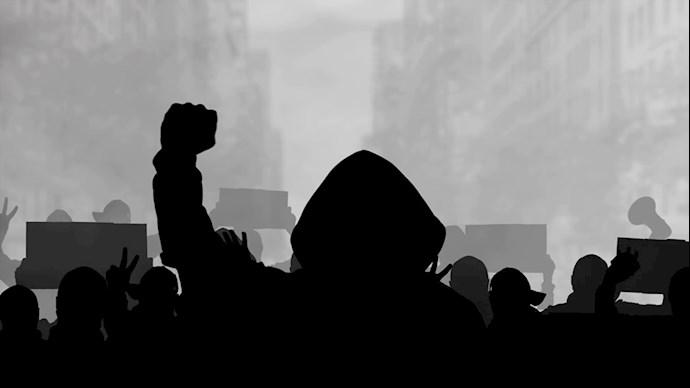 اعتراض علیه سرکوب