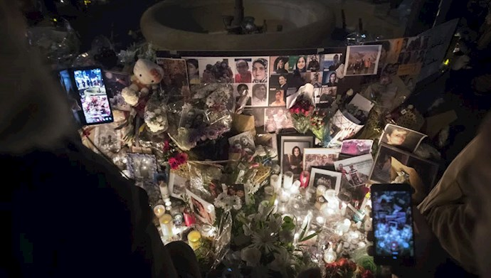قربانیان هواپیمای ۷۵۲ اوکراین