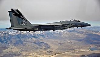 جنگنده اف ۱۵ آمریکا