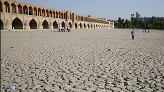 خشکسالی در زاینده رود