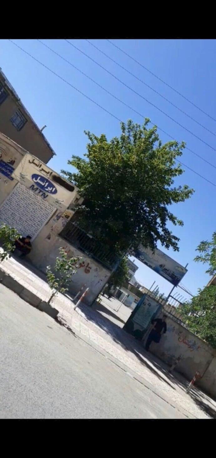 مریوان در استان کردستان - کسادی بازار نمایش انتخابات - ۲۸خرداد۱۴۰۰