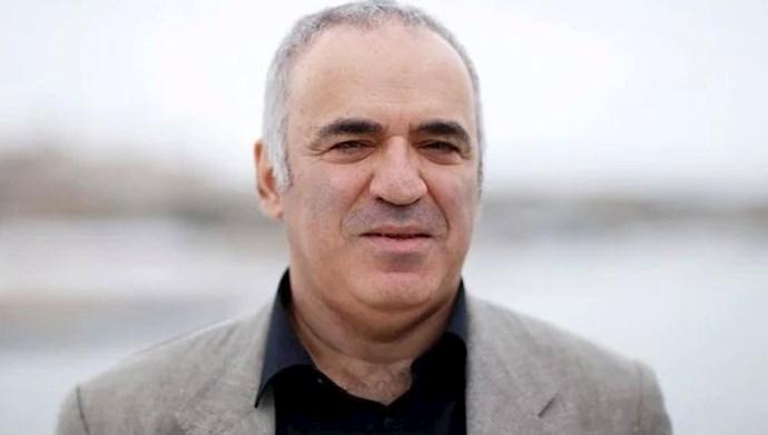گری کاسپاروف