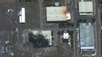 حمله به سایت اتمی نطنز - عکس از آرشیو