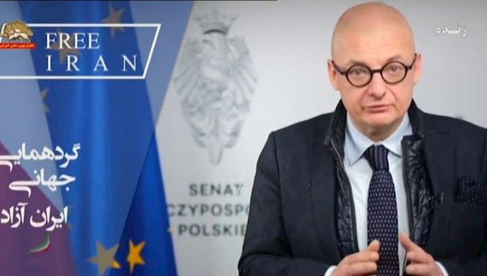 میهال کامینسکی نایبرئیس مجلس سنای لهستان