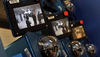 دوربینهای نظارتی آژانس