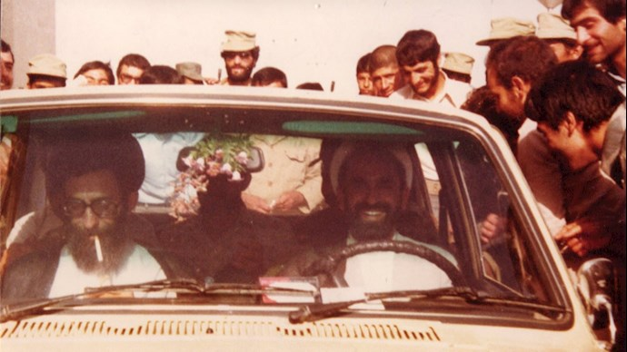 علی گدا خامنهای