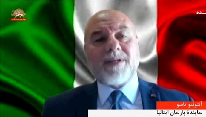 آنتونیو تاسو نماینده پارلمان ایتالیا