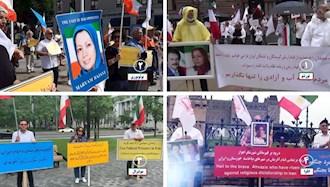 تظاهرات یاران شورشگر
