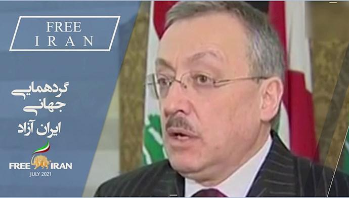 احمد فتفت وزیر کشور لبنان (2006)