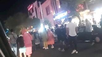 تظاهرات مردم کرج ۴مرداد۱۴۰۰