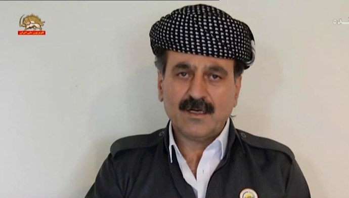 کاک بابا شیخ دبیرکل سازمان خبات کردستان ایران