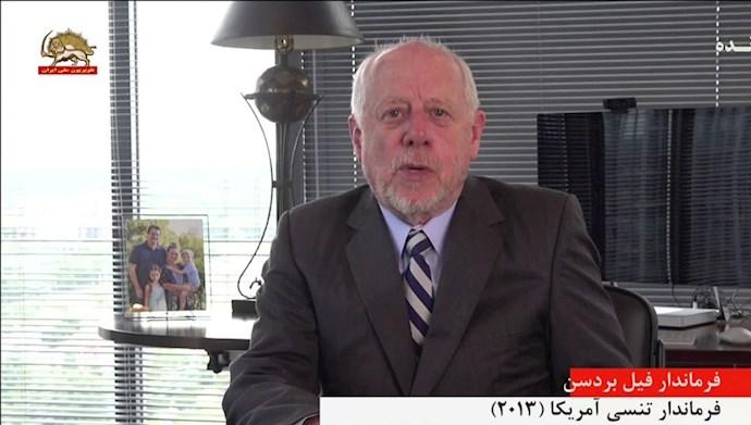 فرماندار فیل بردسن فرماندار تنسی آمریکا (۲۰۱۳)