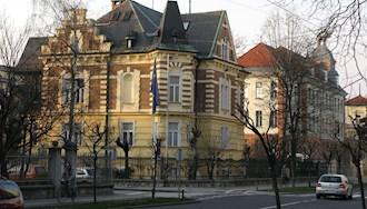 وزارت خارجه اسلوونی