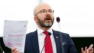 چارلی ویمرز نماینده پارلمان اروپا از سوئد