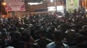 اعتراضها در خوزستان