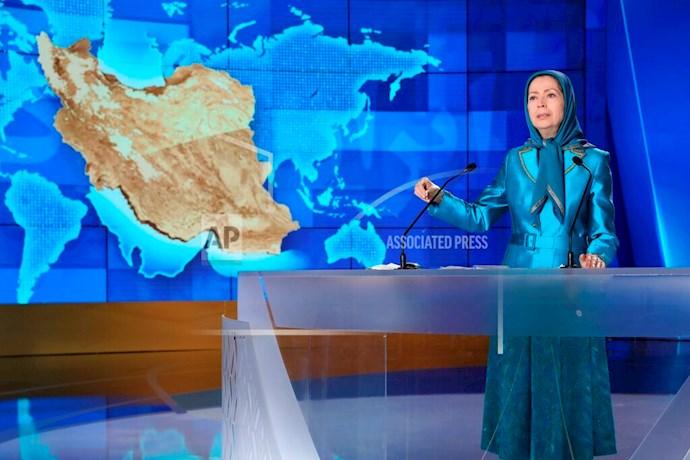 -گردهمایی جهانی ایران آزاد ۲۰۲۱ - 7