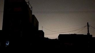 قطع گسترده برق در تهران - عکس از آرشیو