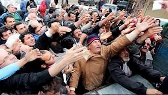 فقر و بحرانهای اقتصادی در ایران