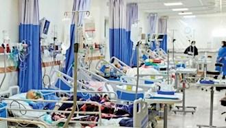 کمبود تختهای بیمارستانی در ایران