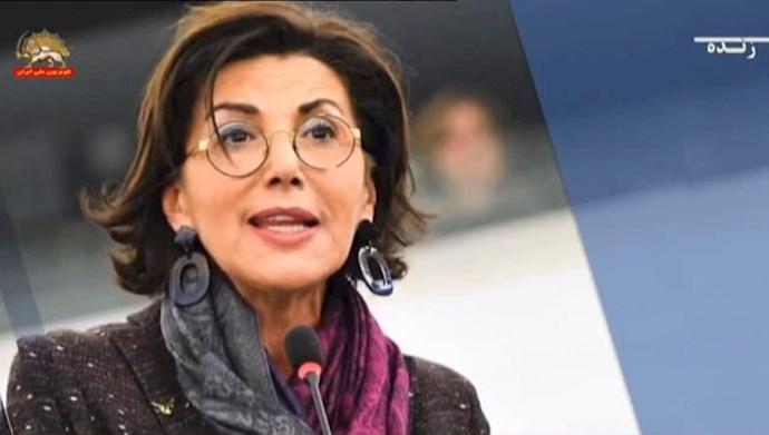 آنا بونفریسکو عضو کمیسیون خارجه پارلمان اروپا از ایتالیا