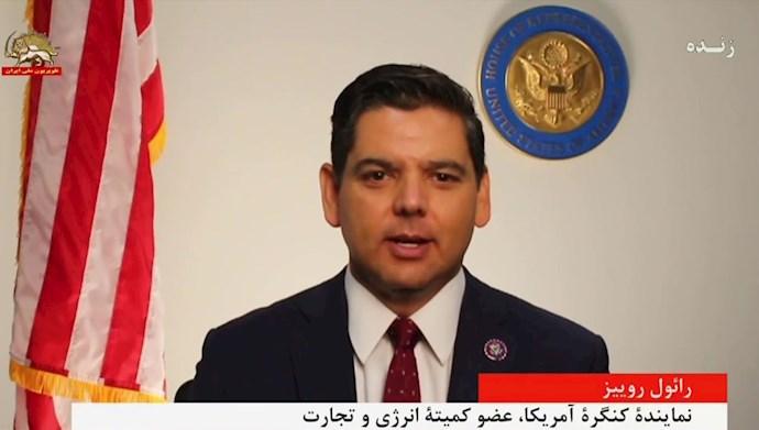 رائول روئیز نماینده کنگره آمریکا، عضو کمیته انرژی و تجارت